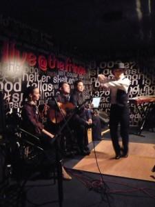 """Sol Y Flamenco/ReOrientate at """"Gipsy Road"""""""